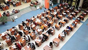 KOÜ Kütüphanesi 3.5 milyon yayın sunuyor