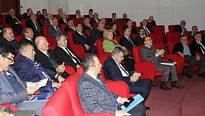 KSO'da yılın ilk meclisi