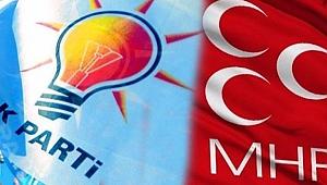 MHP ve AK Parti masaya oturacak!
