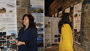 Ödüllü Projeler Taş Bina'da sergileniyor