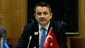 Pakdemirli: Türkiye'de tarım evrim geçirmektedir