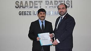 Saadet'te adaylık başvuruları devam ediyor