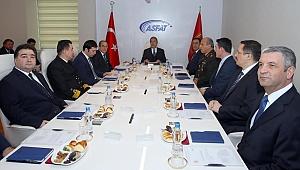 Savunma sanayine 'ASFAT' damgası