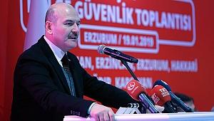 Soylu: Türkiye seçim güvenliği konusunda önde gelen ülkelerden