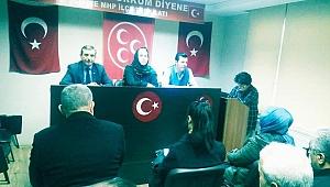 Taşdemir Meclis Üyesi Adaylarını topladı