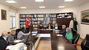 Teşhis merkezleri toplantısı yapıldı
