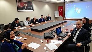 TMGD, toplantısı yapıldı