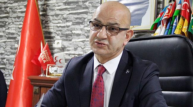 """Ünlü: """"CHP, Kocaeli'yi İYİ Parti'ye teslim etti"""""""