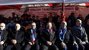 Vali Aksoy, hamsi festivaline katıldı