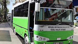 520 minibüsçü 'Ortak Havuz' için toplanacak