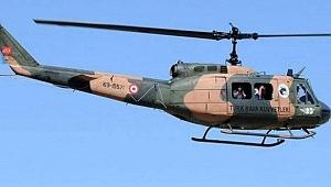 Aynı helikopter Kocaeli'de de düşmüştü