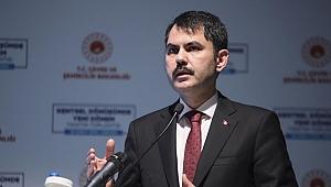 Bakanı Kurum: Artık hiçbir inşaat yarım kalmayacak