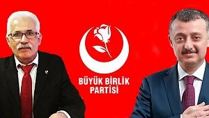 BBP Kocaeli'de Büyükakın'ı destekleyecek