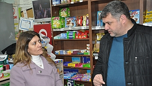BBP'li başkandan Serap Çakır'a destek