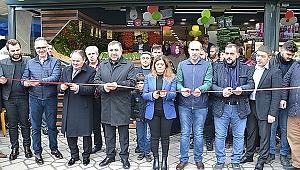 Bereket'in ikinci şubesi açıldı