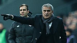 Beşiktaş'ta eleştirilerin odağında Şenol Güneş var
