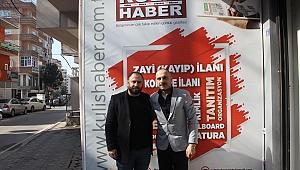 Burak Durdağ bağımsız meclis üyesi adayı oldu