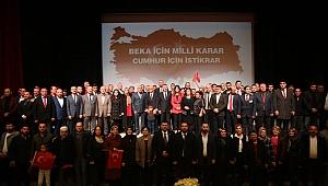 Büyükakın, '' AK Partili MHP'li ayırımı olmayacak''