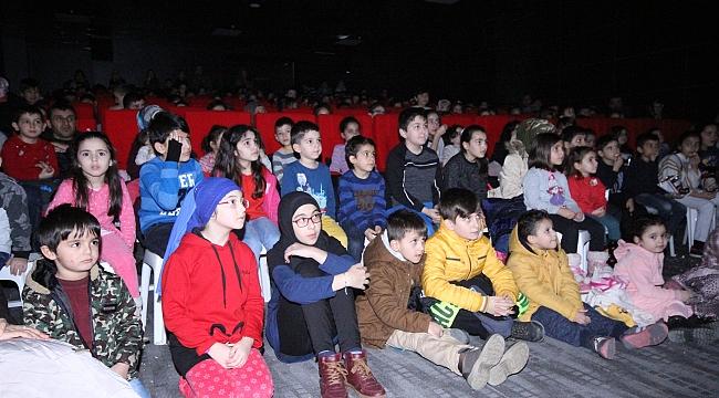 Çayırova Belediyesi Sinema Günlerinde 5 bin kişiye ulaştı