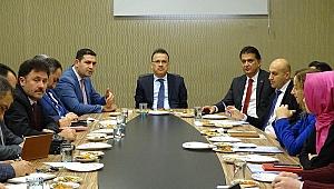 Çayırova'da Halk Eğitim toplantısı