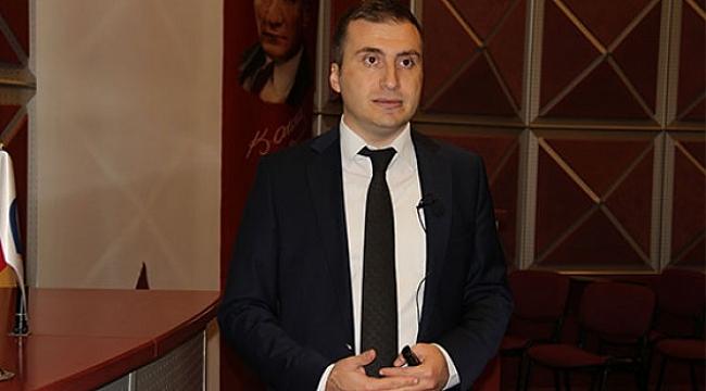 Hakan Demirci, MARTEK'te konuşacak!