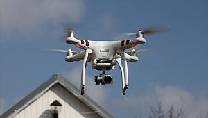 Drone ile kargo taşımacılığı başlıyor