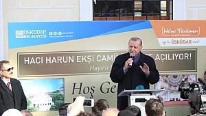 Erdoğan'dan vatandaşlara müteahhit uyarısı: Mecbur değilsiniz