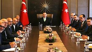 Erdoğan: Filistin davasına ve Filistin halkına sırtımızı dönmeyeceğiz