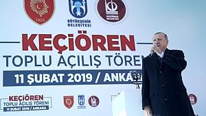 Erdoğan: Fiyatları yarıya indirdik, gerisi de gelecek