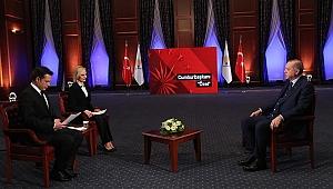 Erdoğan: Suriye halkı bize güvendiği için aşiretler 'Münbiç' çağrısı yapıyor