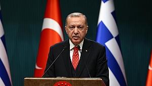 Erdoğan: Yunanistan ile aramızdaki meselelerin çözülebileceğine inanıyorum