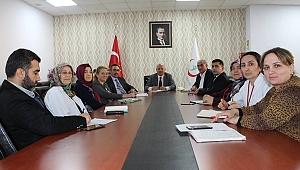 Farabi'de değerlendirme toplantıları sürüyor
