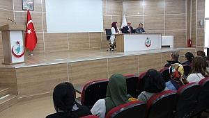 Farabi'de güvenlik bilgilendirme toplantısı
