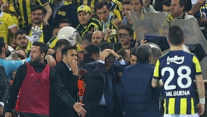 Fenerbahçe-Beşiktaş derbisindeki olaylara ilişkin soruşturma tamamlandı