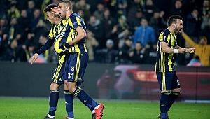 Fenerbahçe, Zenit'i eli boş gönderdi