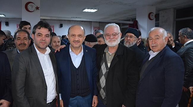 Fikri Işık Hamza Şair'e destek istedi!