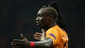 Galatasaray'da Diagne sınıfta kaldı