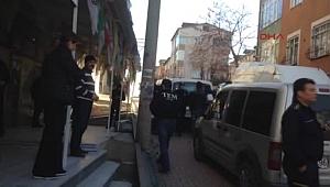 Gebze ve Darıca'da  PKK'ya operasyon