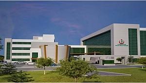 Gölcük Necati Çelik Devlet Hastanesi inşaatı  hızlanıyor