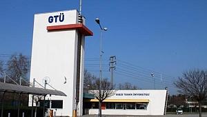 GTÜ'de yeni laboratuvar