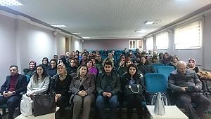 Halk Eğitim'de usta öğreticiler toplandı