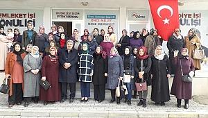 Katırcıoğlu Hamza Şayir'e destek istedi!