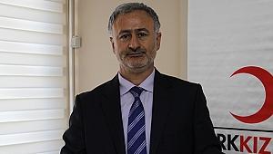 Kızılay'da İpek, yeniden başkan