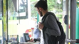 Kocaeli'de öğrenciler ücretsiz seyahat edebilir! Önerge kabul edildi…