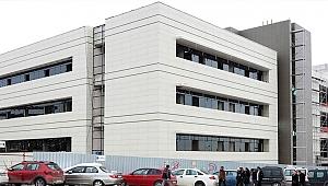KOÜ Poliklinik Binası yaza hazır olacak