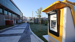 Kültür merkezindeki ATM sorunu çözüldü