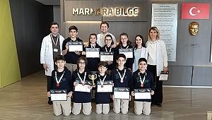 Marmara Bilge Okulları'na ödül