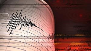 Marmara Bölgesi'nde deprem