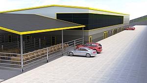 Mezbaha Binası, Avrupa standartlarında olacak