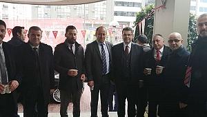 MHP tam kadro Adana'da